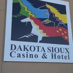 Foto de Dakota Sioux Casino & Hotel