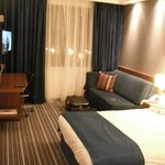Foto de Holiday Inn Express Warsaw Airport