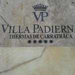 Villa Padierna Thermas de Carratraca Foto