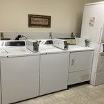 Very nice and clean laundry room