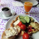 Sample of another breakfast