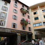Lugano Dante Center Swiss Quality Hotel Foto