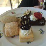 Royal tea - desserts!