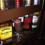 Gran junior suite all inclusive mini bar drinks.....