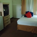 Typical Motel 6 interior 2
