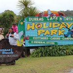 Foto van Durras Lake North Holiday Park