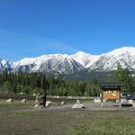 Canmore Off Leash Dog Park