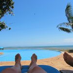 Photo de Fumba Beach Lodge
