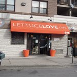 An inviting Lettuce Love