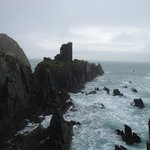 Ruins on Cape Clear