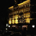 Hotel at night 1
