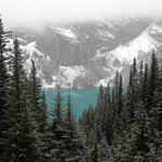 Lake Louise from the trail