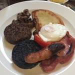 Full Scottish Breakfast! A must try