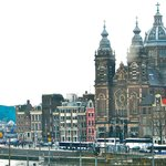 Ibis Styles Amsterdam Central Station Foto