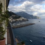 Amalfi from the Balcony