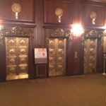 Love the old school charm of the elevators!