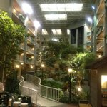 Foto di Embassy Suites Hotel Pittsburgh - International Airport