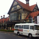 Thermal Land Shuttle- Day Tours