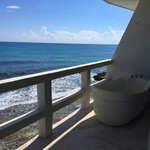 Balcony View (and tub?!)