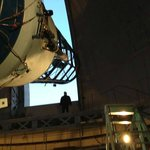 80 years old and still the biggest telescope in Canada