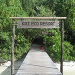 Foto van Kri Eco Resort