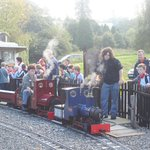 Train rides at the Museum