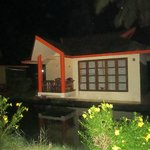cottage in nite