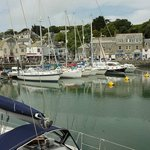 Another view of Padstow Harbour