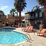 Foto de Palm Canyon Hotel & RV Resort