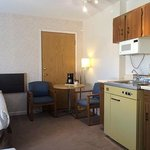 Guest Room with a Kitchenette