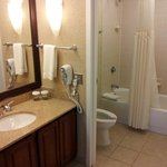 Room 1103 - bathroom