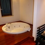 Jacuzzi, Junior Suite, 3º piso