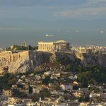 Great view of the Parthenon.