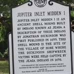 Information on historic site
