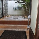 Ocean View Pool Room Luxurious Bath Tub