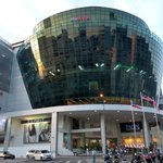 Suria Shopping Mall directly opposite Hotel