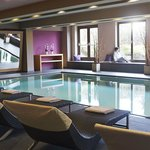 Indoorpool Eltern Spa