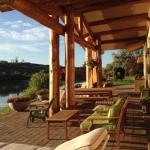 Foto de Thousand Springs Winery Bed and Breakfast