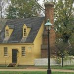 Photo de Colonial Houses-Colonial Williamsburg