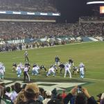 View from Section 112