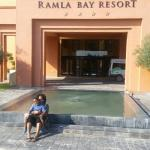 Foto de Ramla Bay Resort
