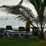Foto van Chalston Beach Resort