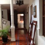 Photo de Hostal Casa Baluarte