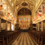St. Louis Cathedral interior