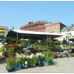 Historic Market - A block away