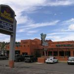 Photo de BEST WESTERN East Zion Thunderbird Lodge