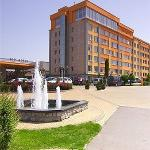 Top Hotel Prague & Congress Center
