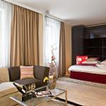 Mamaison All-Suites Spa Hotel Pokrovka Moscow Foto