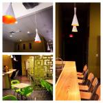 Our new space behind Bonefish!