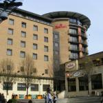 Φωτογραφία: Liverpool Marriott Hotel City Centre